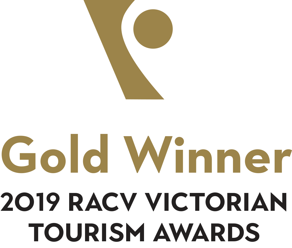 2019 Victorian Tourism Awards - Gold - Ecotourism